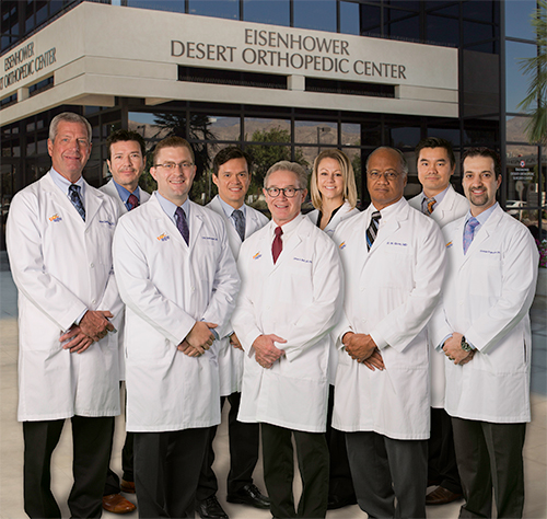 Joint Team Doctors
