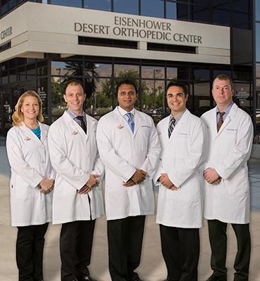 Pain Management Doctors Desert Orthopedic Center California